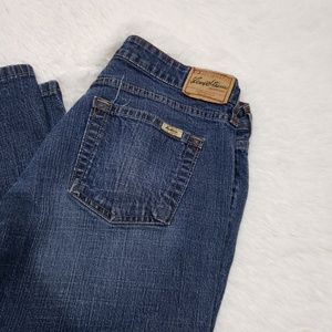 Levi's Stretch Low Rise Boot Cut Size 8